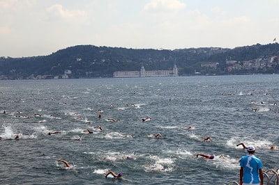 Boğaziçi Kıtalararası Yüzme Yarışı'nın bu yıl 30'uncusu düzenlendi.
