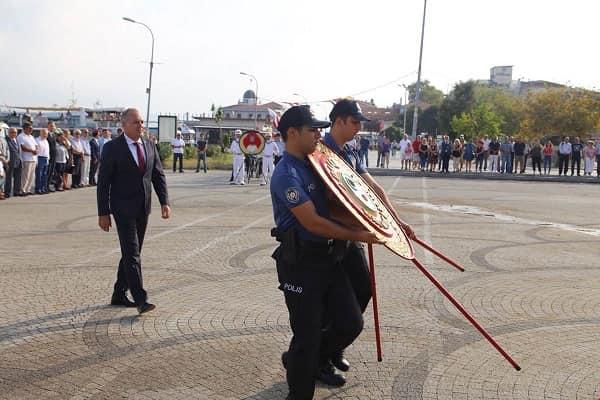 30 Ağustos Zafer Bayramı Adalar'da kutlandı