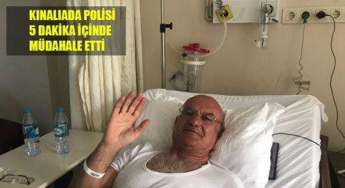 Adalar eski Belediye Başkanı Mustafa Farsakoğlu'na saldırı!