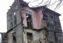 Güzellikler ve yıkık binalar