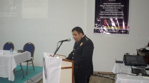 Adalarımızın başarılı müdürü Murat Bingöl görevine devam ediyor