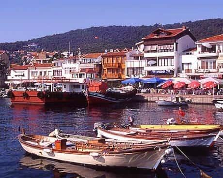 Büyükada-Adalar-Beşiktaş Şehir Hatları vapur tarifesi