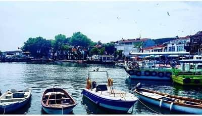Eminönü-Adalar Şehir Hatları vapur tarifesi