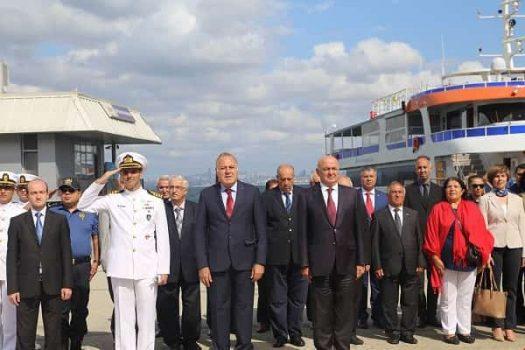 """""""19 Eylül Gaziler Günü Anma Programı"""" Adalar'da da çeşitli etkinliklerle anıldı."""