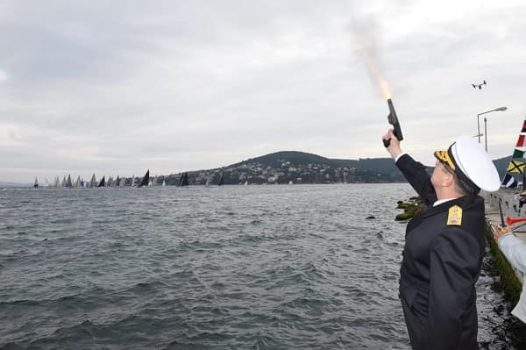 Deniz Harp Okulu Kuruluşunun 245'inci Yıldönümü Heybeliada kutlandı