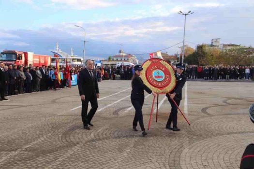 Gazi Mustafa KemalAtatürk' ün ölümünün 80. Yılında anıldı