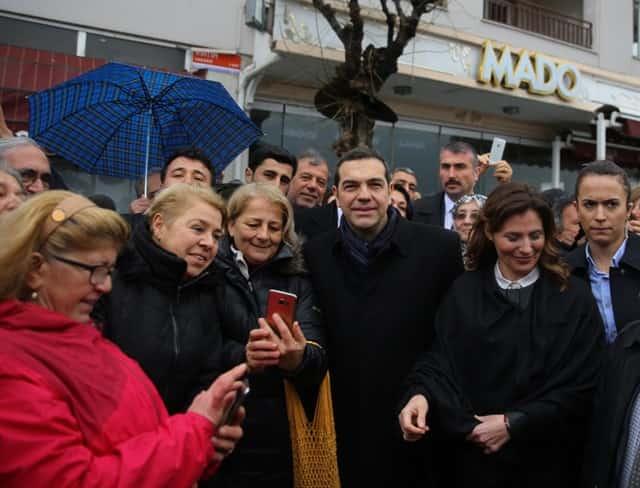 yunanistan Başbakanı Çipras Heybeliada Ruhban Okulunu ziyaret etti