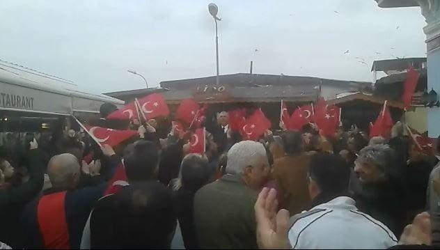 DSP Büyükada'da gövde gösterisi yaptı
