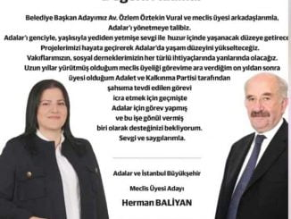 Herman Balian 10 sene sonra siyasette