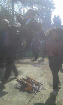 Nevruz Bayramı Kınalıada Mehmetçik İlkokulu'nda düzenlenen etkinliklerle kutlandı