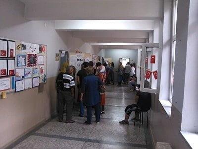 Kınalıada 31 Mart seçim sandık sonuçları