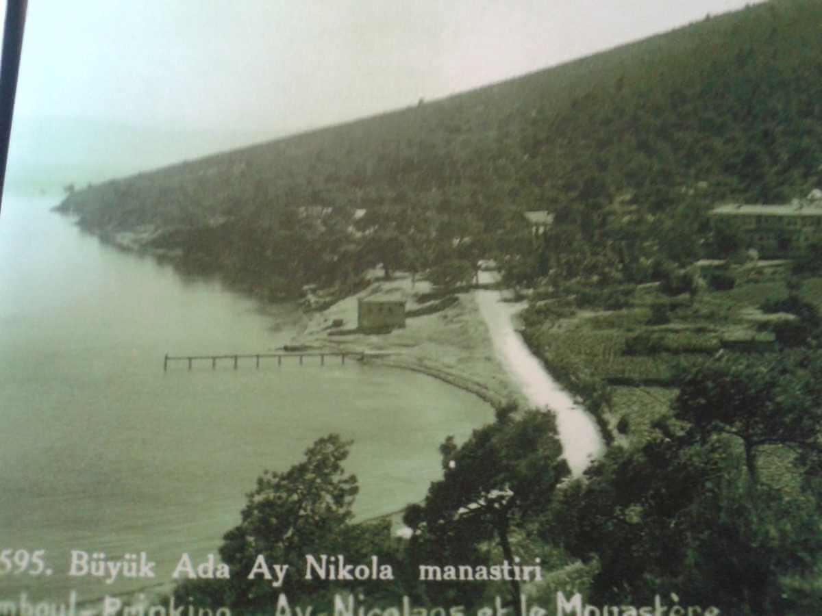 Büyükada'daki Aya Nikola Plajı'ndaki ölüm teklikesi devam ediyor