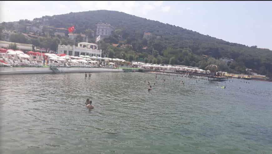Heybeliada'daki Sadık Güzel Osman plaj ve tesisleri, 5 yıllığına ihaleye çıkarıldı