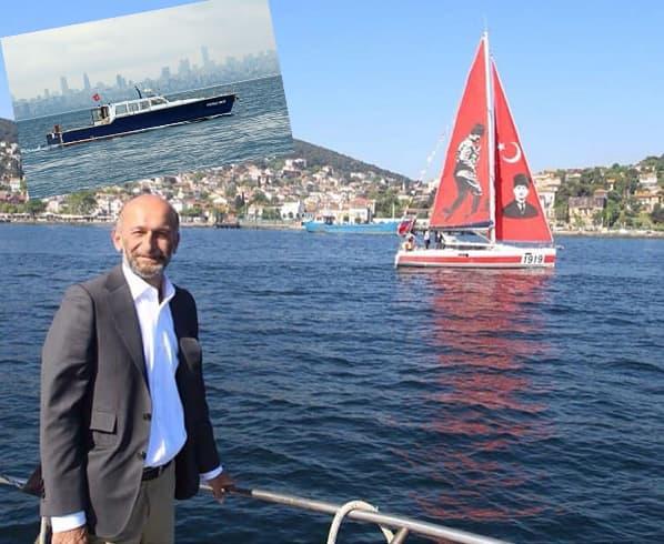Horoz Reis senin özel teknen değil!