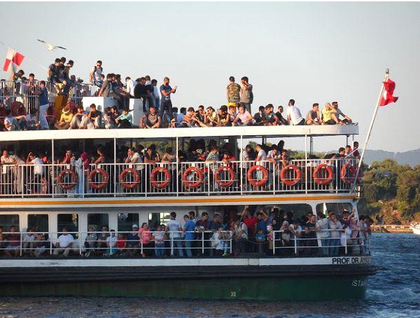 Şehir Hatları Yaz tarifesi 3 Haziran Pazartesi günü başlıyor