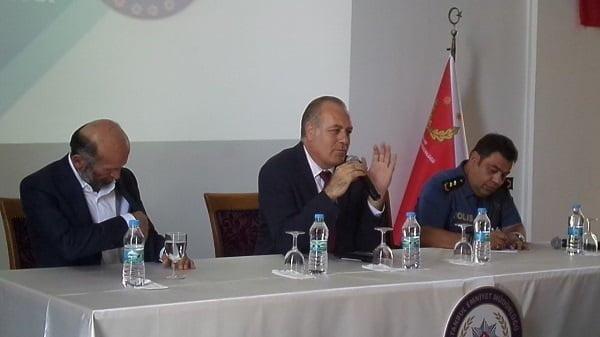 Huzur Toplantısı Büyükada Anadolu Kulübü'nde gerçekleşti.