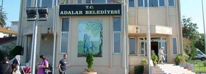 Adalar Belediyesi Mali Hizmetler Müdürlüğü Resmi Belgeleri Yok ediyor, Erdem GÜL seyrediyor!!!