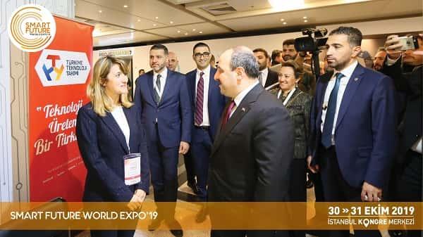 Smart Future World Expo için geri sayım başladı