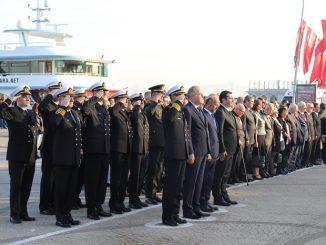 Adalar'da Atatürk ölümünün 81. yılında anıldı