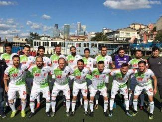Heybeliada'da gol oldu yağdı 7-0