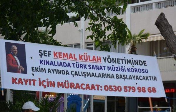 Kınalıada Türk Sanat Müziği
