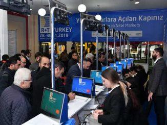 Teknolojik sistemler CNR Expo'da sergilendi