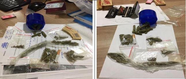 Adalar İlçe Emniyetinden Heybeliada'da uyuşturucu operasyonu