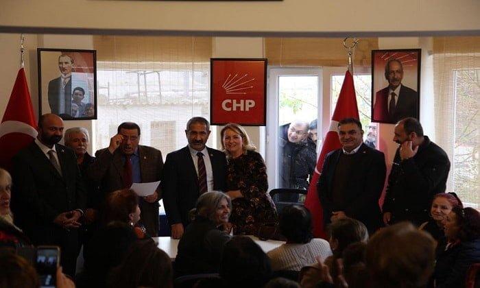 CHP Adalar İlçe Kongresi yapıldı
