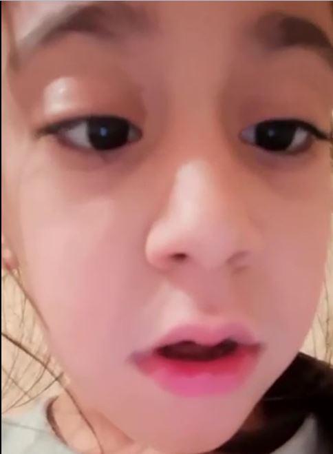 """Küçük kızdan yürek burkan konuşma:""""Atlarımız ölüyor, kiramızı ödeyemiyoruz"""" (VİDEO)"""