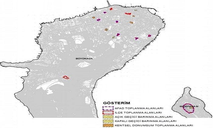 Beklenen İstanbul depremi Adalar'ı ne kadar etkileyecek!-60927