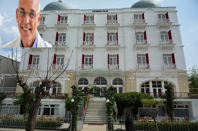 CIA ajanı Barkey Büyükada Splendid Otel'deki toplantı için açıklamalarda bulundu!
