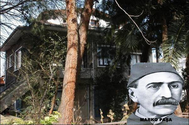Marko Paşa'nın adı neden Burgazadası'nda bir sokağa verilmez