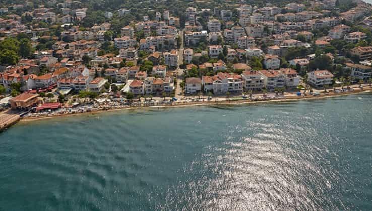 İstanbul'da en az dernek Adalar'da!