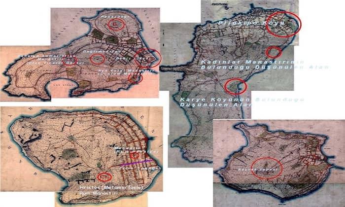 Prens Adalarının tarihsel süreci (Bizans Dönemi)