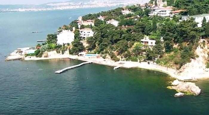 Adalara deniz gelecekti !!!