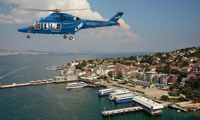 Büyükada'daki Helikopter Pistine Yürütmeyi Durdurma Kararı