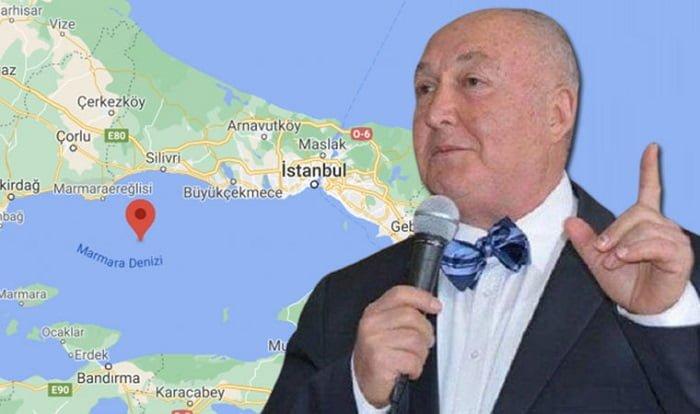 Büyükadalı Prof. Dr. Övgün Ahmet Ercan, Marmara'da beklenen büyük depremin tarihini verdi