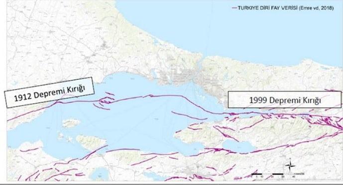Olası İstanbul Depremi en fazla 7.5 büyüklüğünde bekleniyor!