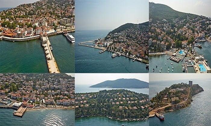 Adalar yüzde 73 artışla İstanbul'un en çok değer kazanan ilçesi