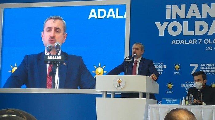 Ak Parti İstanbul İl Başkanı'ndan Adalar'da CHP'ye ağır sözler!