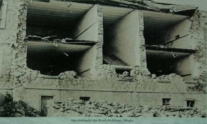 7,5 ve üzeri depremde Adalar'da 413 bina çok ağır hasar alacak!