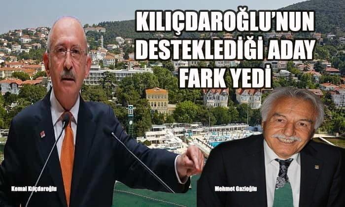 Büyükada Anadolu Kulübü seçimlerinde Kılıçdaroğlu hayal kırıklığına uğradı