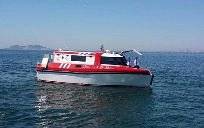 Büyükada'da 112 Deniz Ambulansında görevli kadın personel darp edildi!