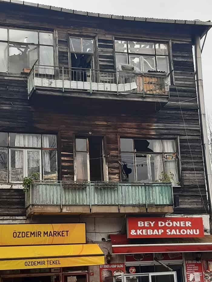 Büyükada'daki yangından sonraki görüntüler içle acısı!-61392