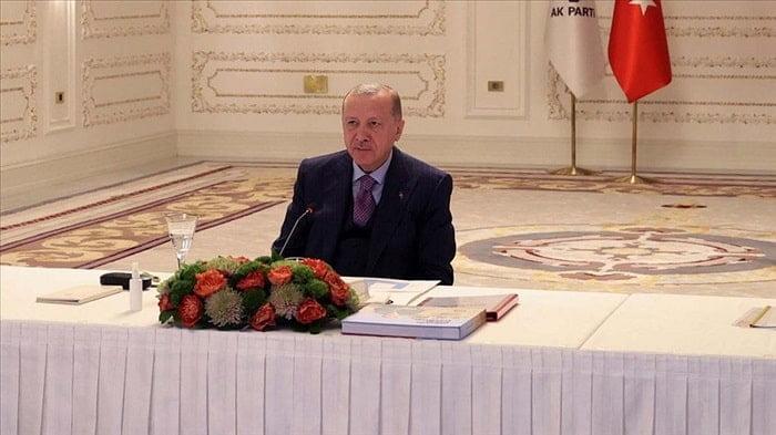Cumhurbaşkanı Erdoğan Ortalığı toza dumana katanların susması iki yüzlülük