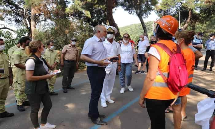 """Dr. Mustafa Ayhan: Ormanlarımızı yangın geçirmeden koruyacağız"""""""