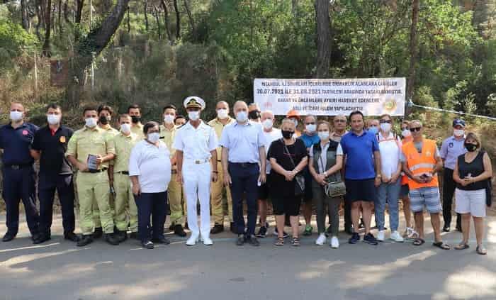 Dr. Mustafa Ayhan Ormanlarımızı yangın geçirmeden koruyacağız