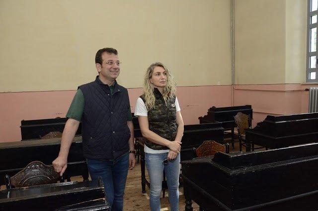 Ekrem İmamoğlu'nun Heybeliada ziyaretinin detayları ortaya çıktı!