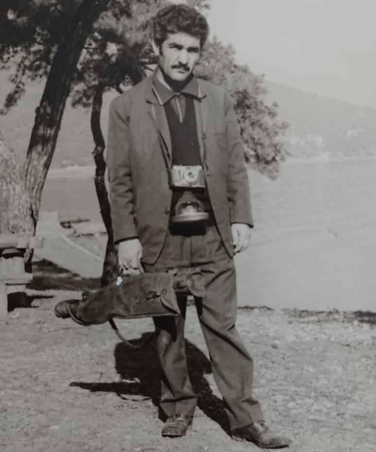 Güle güle Mustafa Amca...