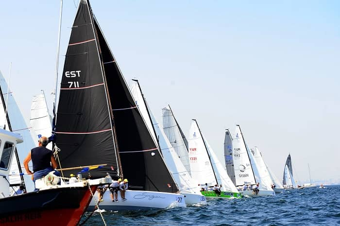 HSSK  Quick Sigorta Takımı, ORC Sportboat Avrupa Şampiyonu oldu